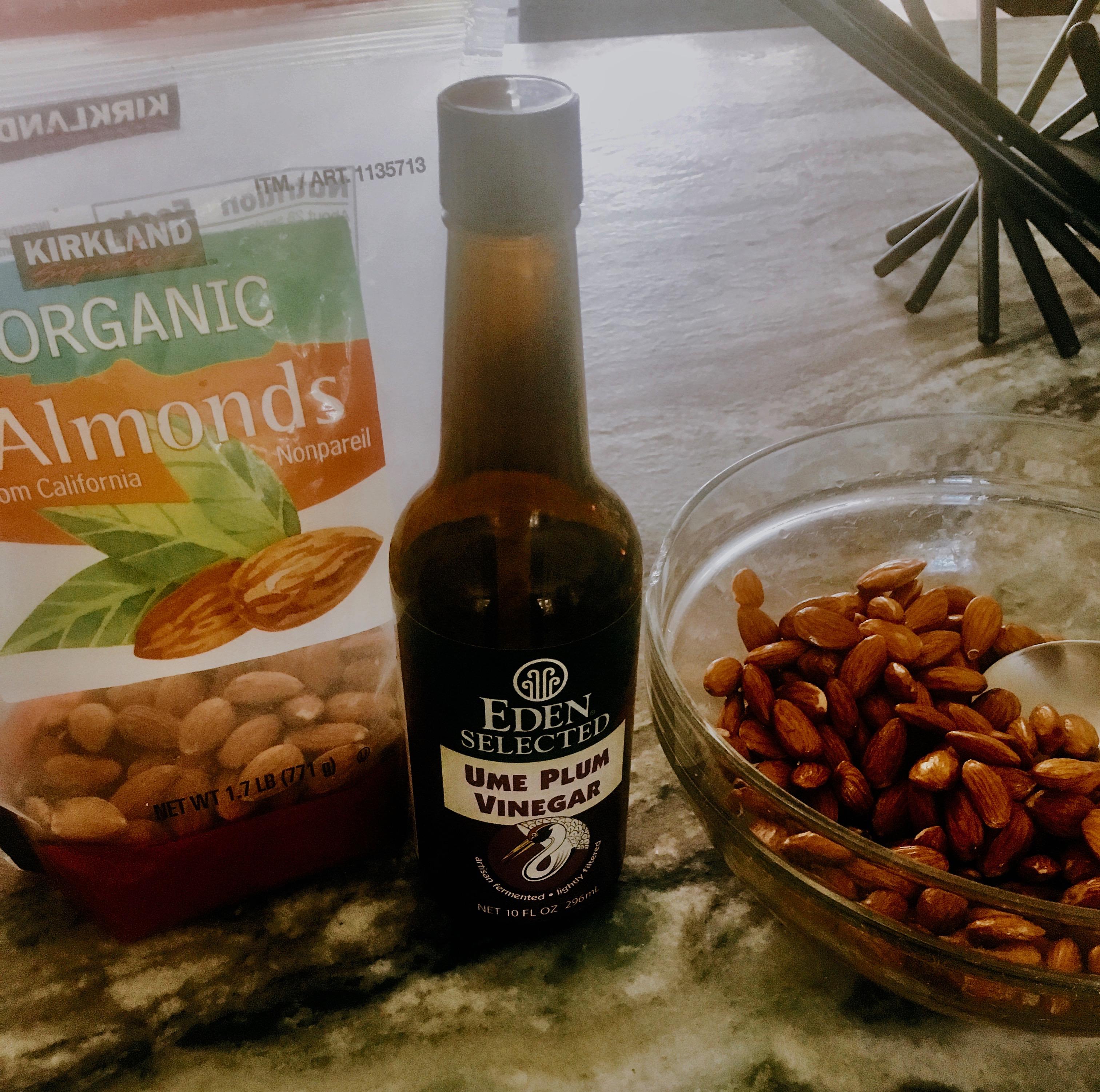 Ume Almonds