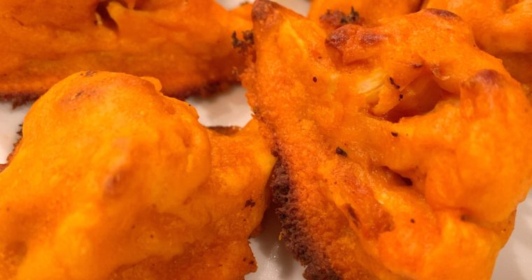 Craveable Cauliflower Buffalo Wings