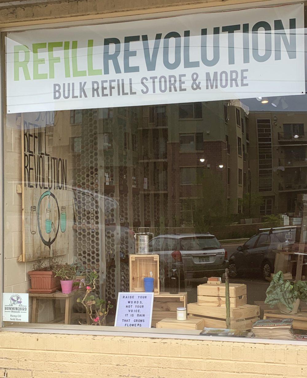 Refill Revolution – A Boulder Kitchen