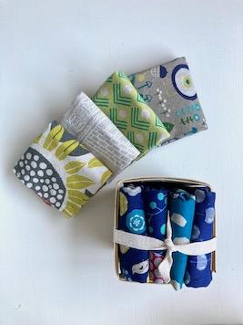 Sassafras Sarah's Cloth Napkins, Tea Towels and Pillowcases
